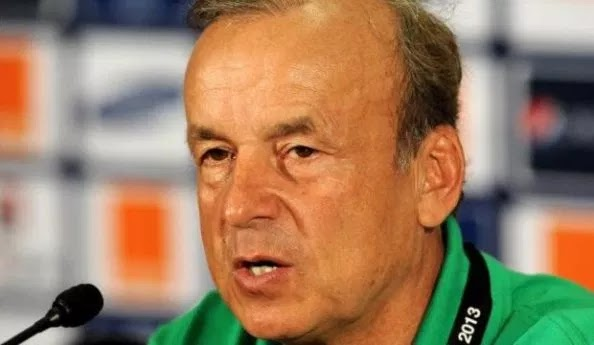 Gernot Rohr Said All Hope Is Not Lost Nigeria Can Still Qualify From Their Group D Fixtures