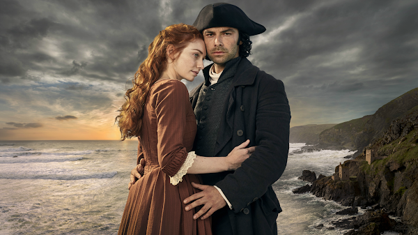 Writing About: 'Poldark' Season 3 Premiere Info & Spoiler Alerts