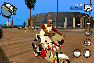 Download GTA SA LITE No Root + Apk DATA Mod Cleo