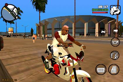 Download GTA SA LITE No Root + Apk DATA Mod Cleo
