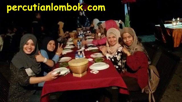 Sewa Van Lombok
