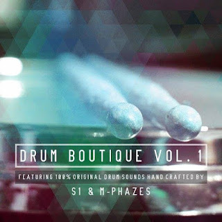 S1 and M-Phazes Present Drum Boutique Vol.1