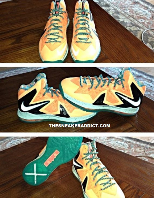 db3f2a4be5ba93 lebron 10 x peach jams for sale Nike Lebron shoes for sale. Shop our huge  ...