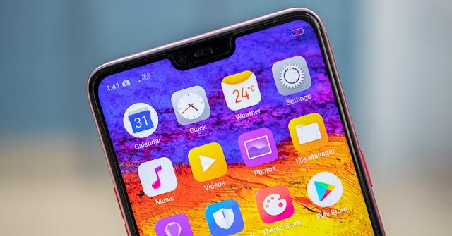 kembali merilis smartphone besutannya pada jajaran A Series yaitu OPP Spesifikasi dan Harga Oppo A3, RAM 4GB / 128GB Android Oreo dengan Dual Kamera Mewah