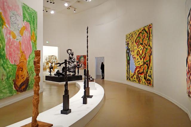 Muzeum sztuki nowoczesnej Miasta Paryż