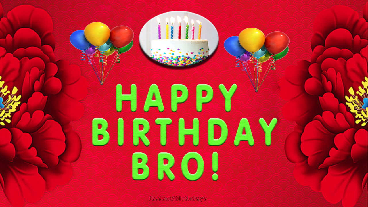 11 Happy Birthday Quotes For Brother Happy Birthday Greeting Cards