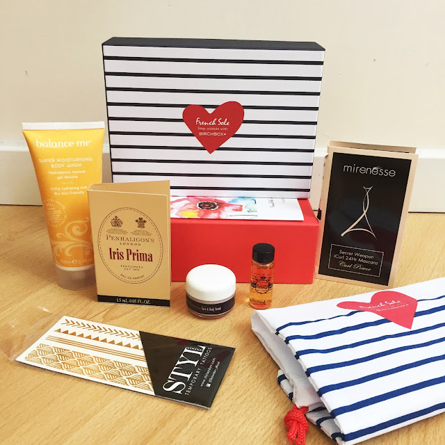 June Birchbox 2015