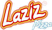 Laziz Pizza franchise logo