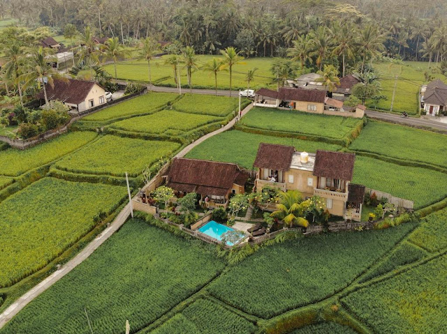 Alojamiento en Bali, Indonesia