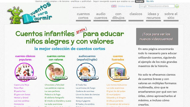 libros infantiles gratis en linea