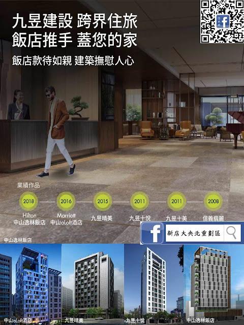 九昱建設 跨界住旅 飯店推手 蓋您的家