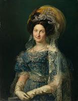 Mª Cristina de Borbón