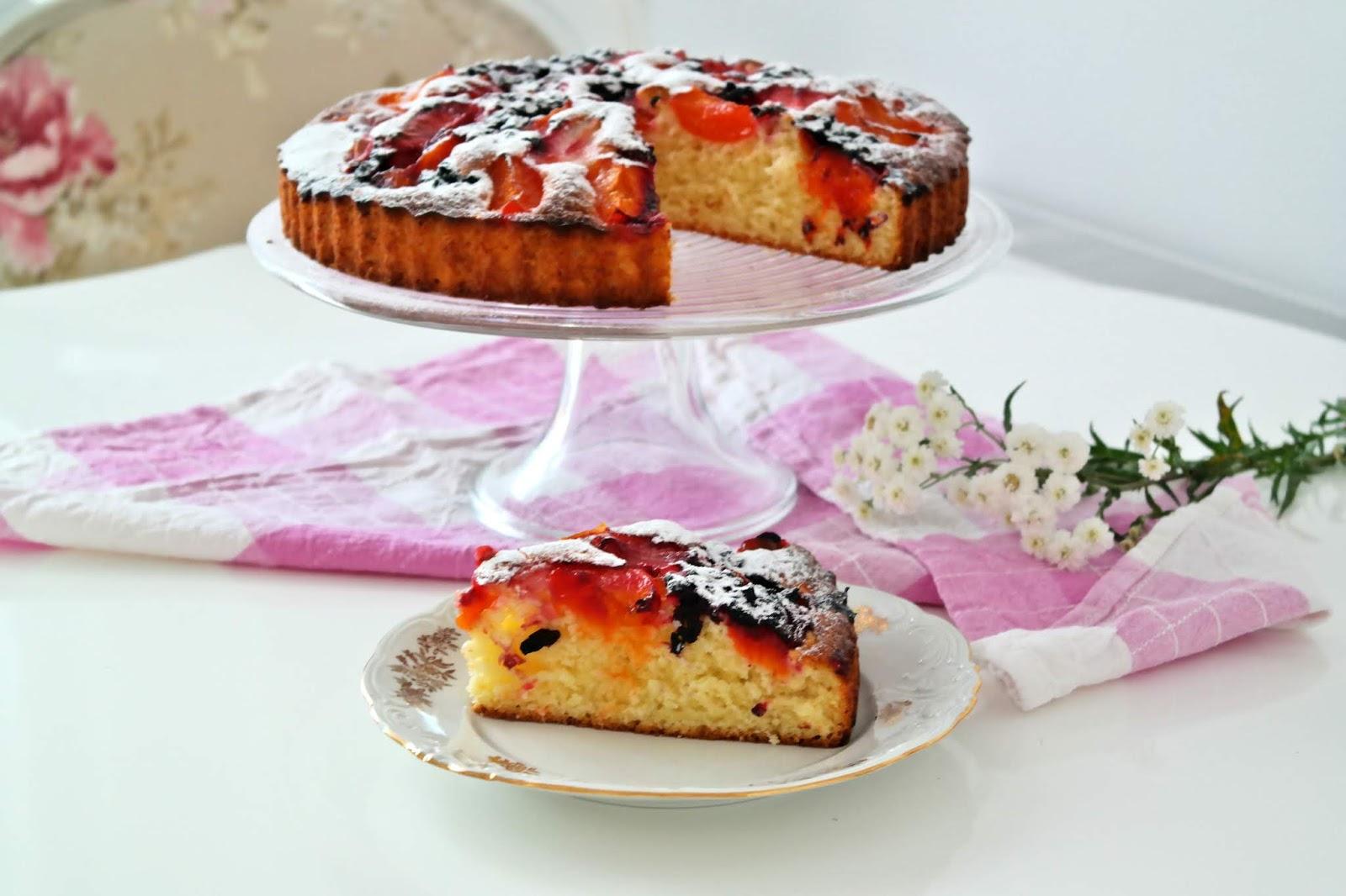 ciasto jadą goście