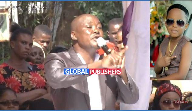 """Baba Mzazi Patriki Aongea Mazito Wakati wa Kumuaga Mwanaye """" Mimi Ndiye Mume wa Ndoa wa Muna na Baba Halali wa Patriki''"""
