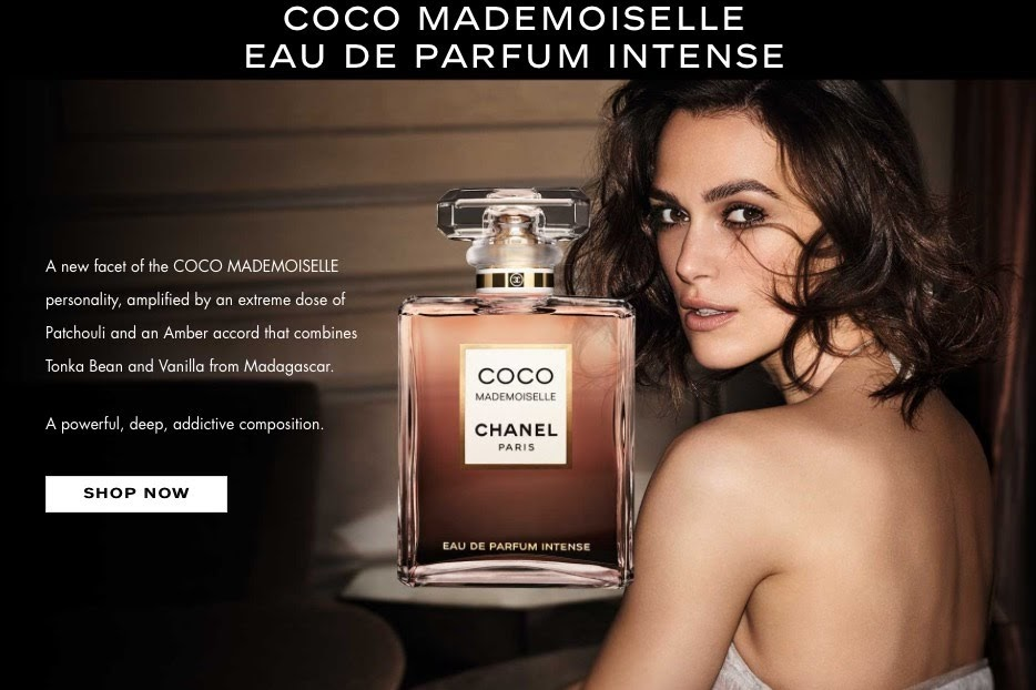 Perfume Print Ads