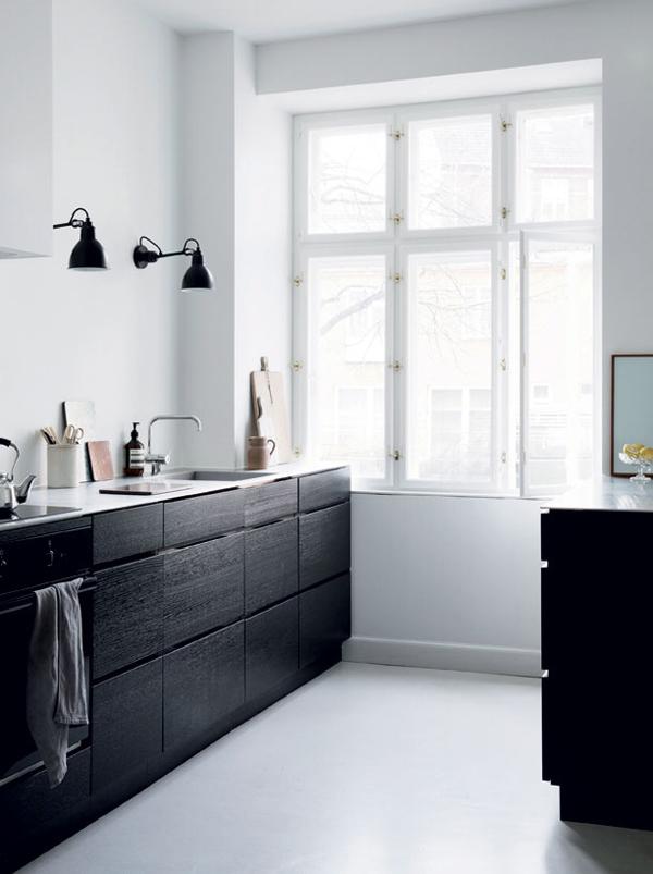 The beautiful home of Line Dahy Ernst via http://www.scandinavianlovesong.com/