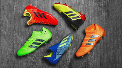 PES 6 Boots Adidas Energy Mode Pack 2018