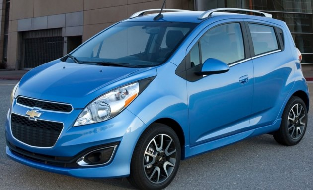 Review Prices and Specifications Chevrolet SPARK Informations