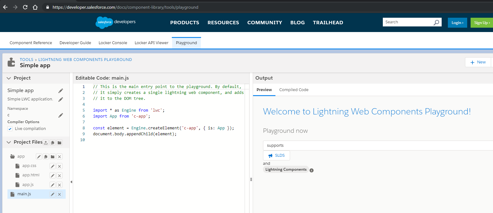 Infallible Techie: Lightning Web Components in Salesforce