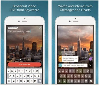 Twitter Launch Periscope for iOS
