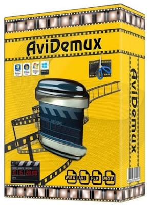 برنامج تعديل الفيديو للكمبيوتر avidemux