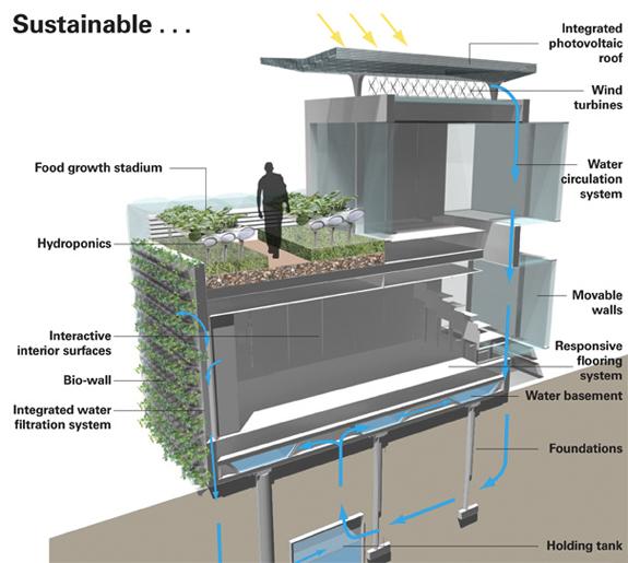 ARQUITETANDO IDEIAS: Casas Vivas E A Energia Eólica