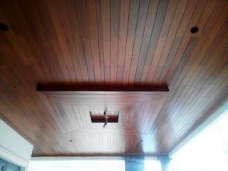 jual lumberceiling kayu