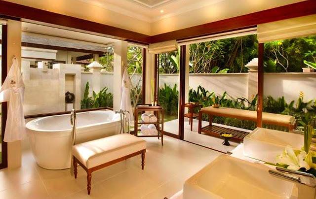 Hotel dan Spa Eksklusif di Nusa Dua