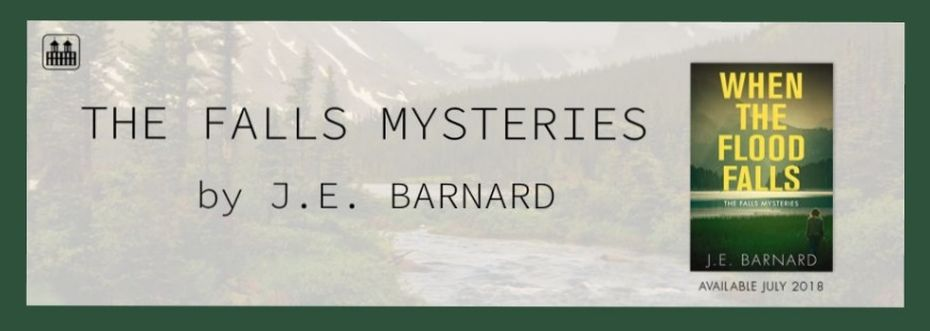 The Falls Mysteries    with Lacey McCrae