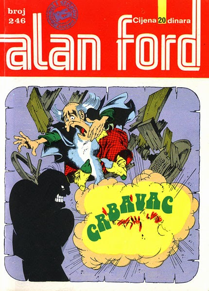 Grbavac - Alan Ford