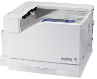 performance graphics too equally high marker as well as impressive photograph output Xerox Phaser 7500 Driver Download