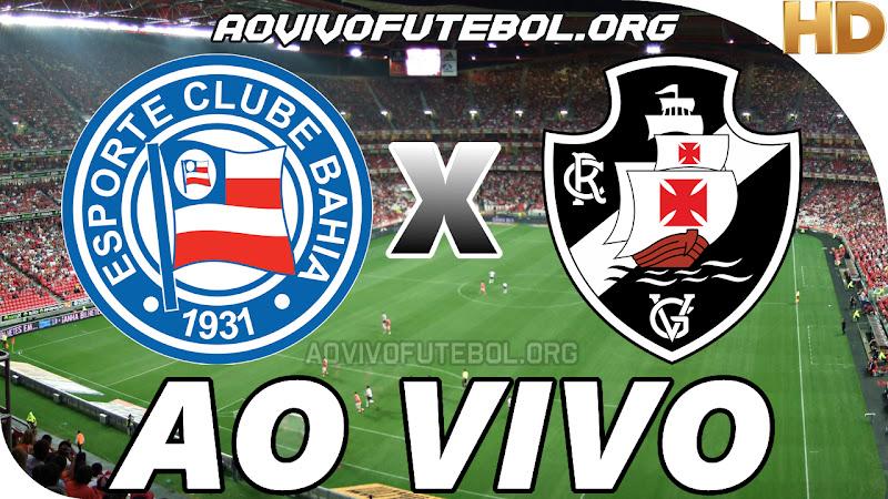 Bahia x Vasco Ao Vivo HD TV PFC