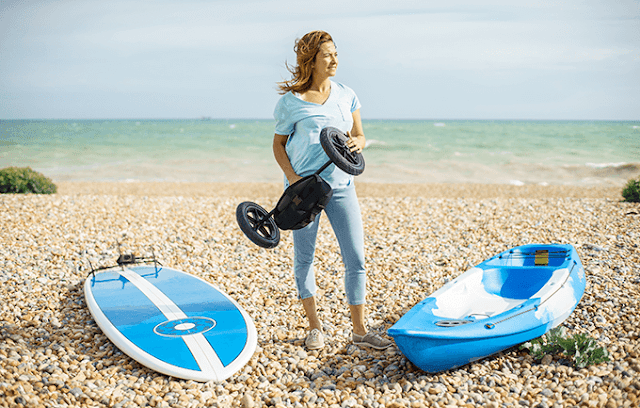 Shore Ride: The Ultimate Board Carrier