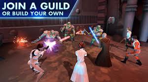 Star Wars™: Galaxy of Heroes v0.7.181815 APK Mod (God Mode)