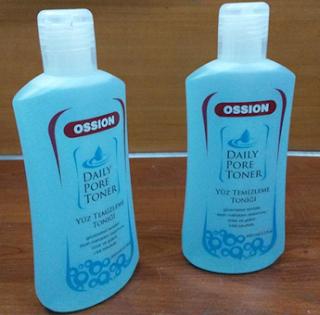 Ossion Yüz Temizleme Toniği