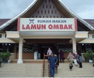 Daftar Rumah Makan Legendaris Di Sumatera Barat