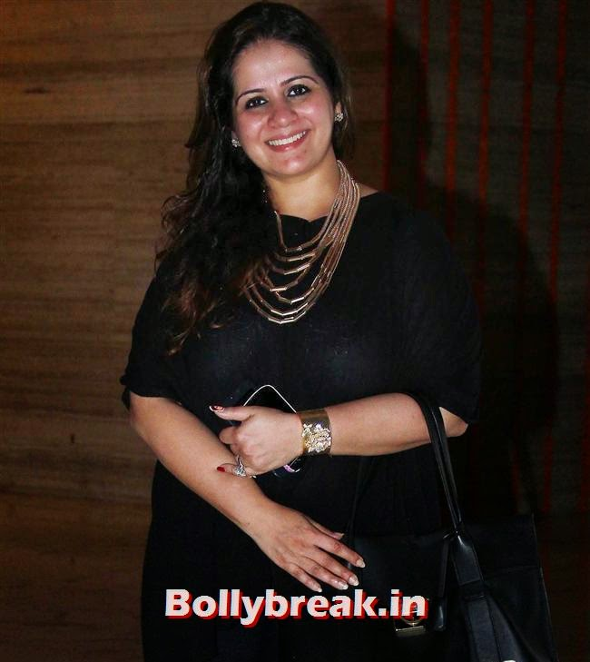 Kiran Bawa, Bollywood Celebs at Kangana Ranaut Birthday Bash Pics