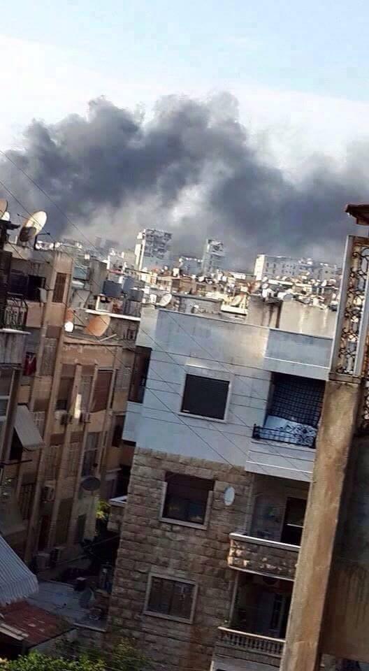 Il Papa: una preghiera per Aleppo vittima della ostinazione dei potenti