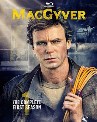 Macgyver Complete Season 1 Blu Ray