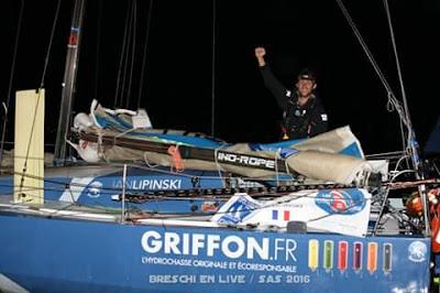 Ian Lipinski remporte la SAS aux Sables d'Olonne