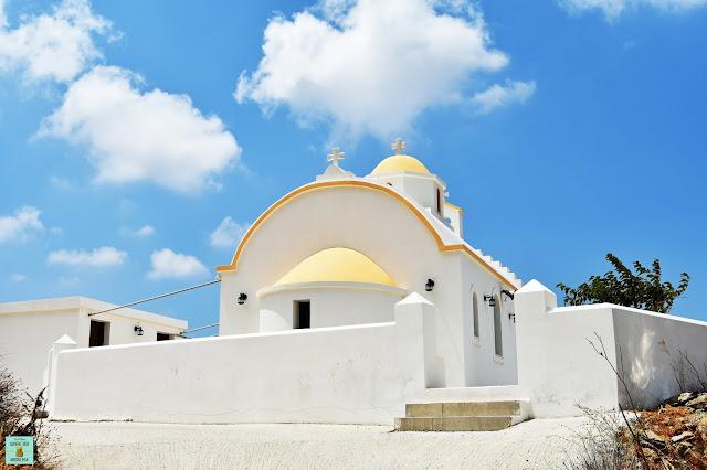 Iglesias de Naxos, Grecia