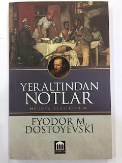 Yeraltından Notlar PDF İndir - Dostoyevski