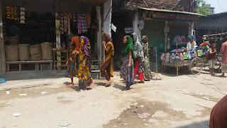 Baridhara ladies shopping