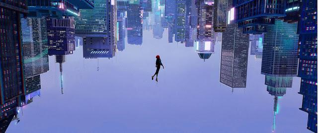 Spider-Man: Un nuevo Universo, Blu-Ray, Análisis, fotográfico