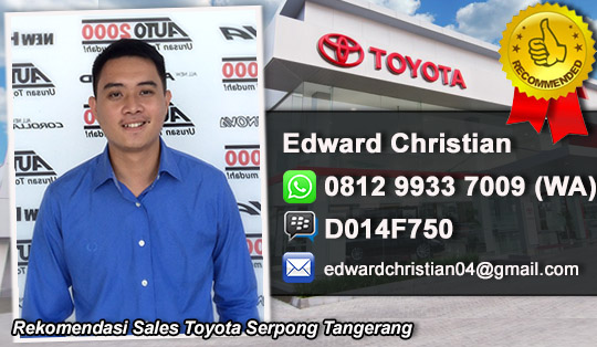 Toyota Serpong Tangerang