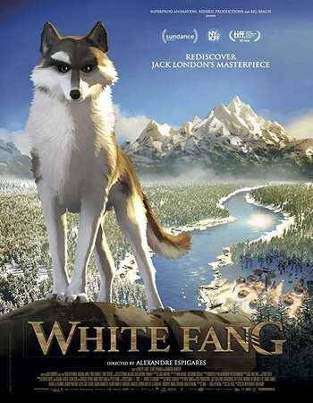 White Fang (2018) Dual Audio Hindi 480p WEBRip x264 300MB ESubs Movie Download