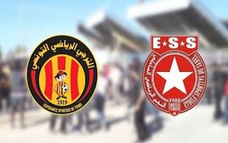مشاهدة مباراة النجم الساحلي والترجي بث مباشر بتاريخ 21-09-2018 دوري أبطال أفريقيا