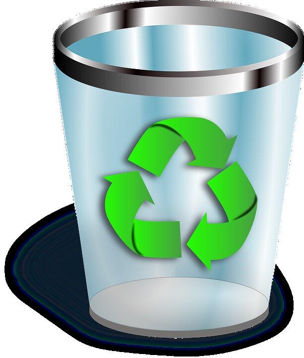 vaciar la papelera de reciclaje automaticamente