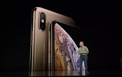 آبل تكشف رسميًا عن هواتف iPhone Xs وiPhone Xs Max