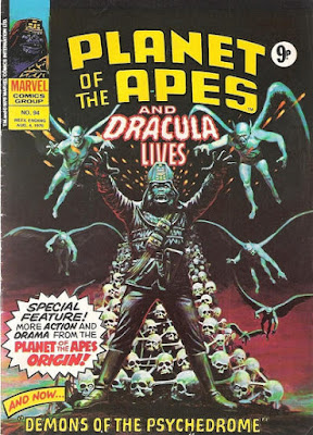 Marvel UK, Planet of the Apes #94